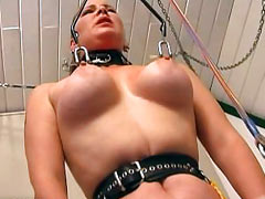 Hung By Nipples